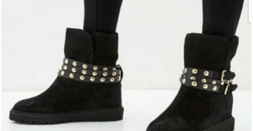 Как подобрать размер обуви?